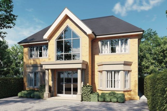 Thumbnail Detached house for sale in Tolmers Road, Cuffley, Potters Bar, Hertfordshire