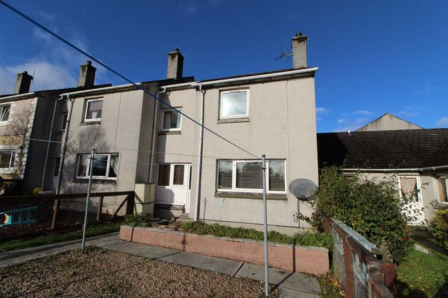 Thumbnail Terraced house for sale in 6 Cearn Shiaraim, Stornoway, Isle Of Lewis