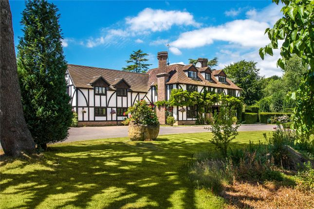 Thumbnail Country house for sale in Cheesemans Lane, Hambrook, Chichester, West Sussex