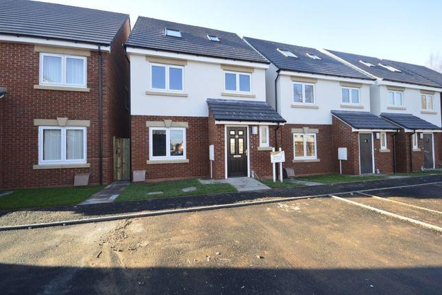 Thumbnail Detached house for sale in Oak, Ikon Avenue, Wolverhampton