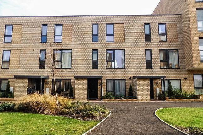 Thumbnail Terraced house to rent in Ellis Road, Trumpington, Cambridge