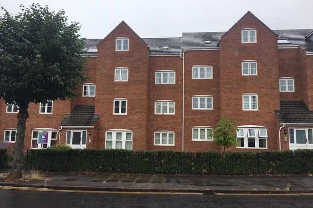 Thumbnail Flat to rent in Siddeley Avenue, Stoke Aldermoor