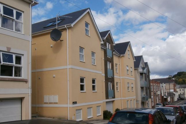 Thumbnail Flat to rent in Newton Abbot