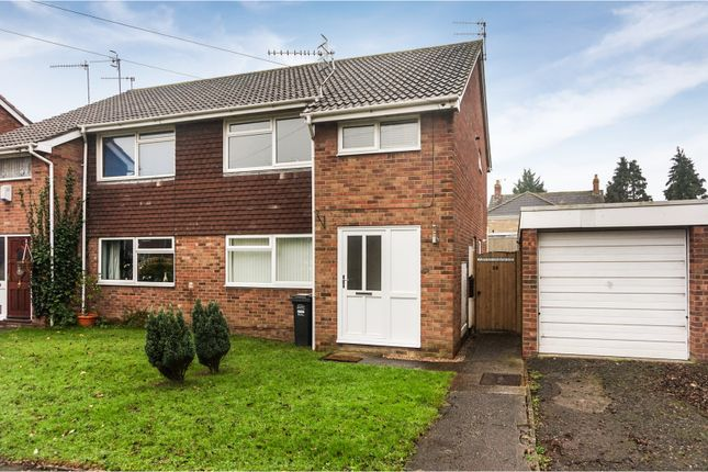 Thumbnail Flat for sale in Portland Drive, Portishead