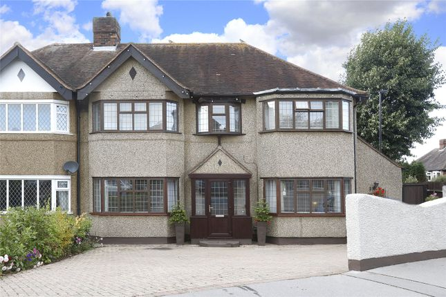 Thumbnail Detached house for sale in Gladeside, Croydon