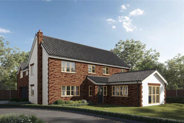5 bed detached house for sale in Framingham Earl Road, Yelverton, Norwich, Norfolk NR14
