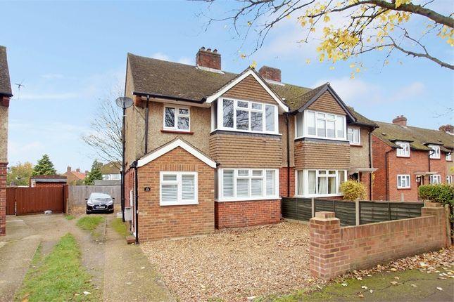 3 bed semi-detached house for sale in Celandine Road, Hersham, Walton-On-Thames, Surrey