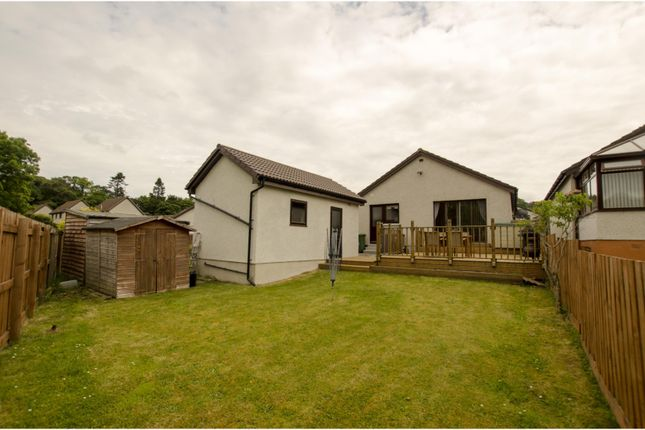 Thumbnail Detached bungalow for sale in Moray Park Avenue, Inverness
