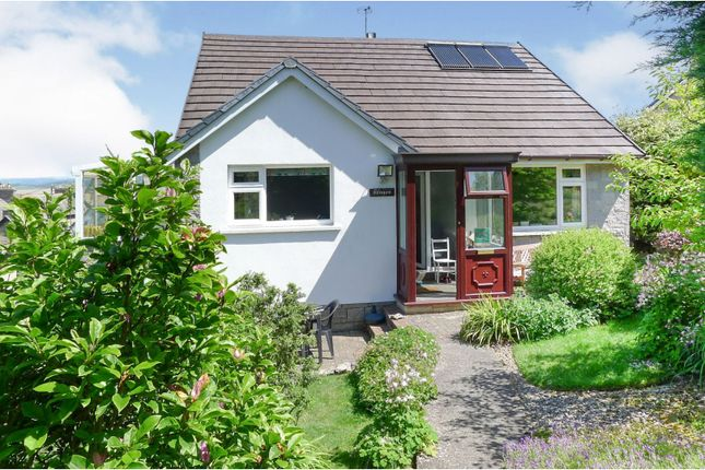 Thumbnail Detached bungalow for sale in Oakroyd Close Detached Sea View Bungalow, Arnside