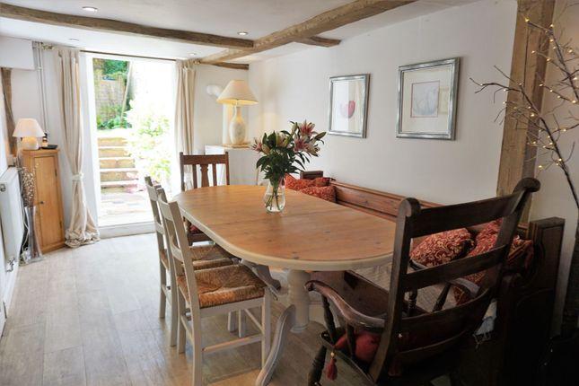 Dining Room of The Row, Elham, Canterbury CT4
