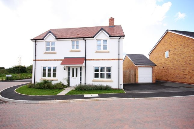 Detached house for sale in Arrow Way, Bidford On Avon