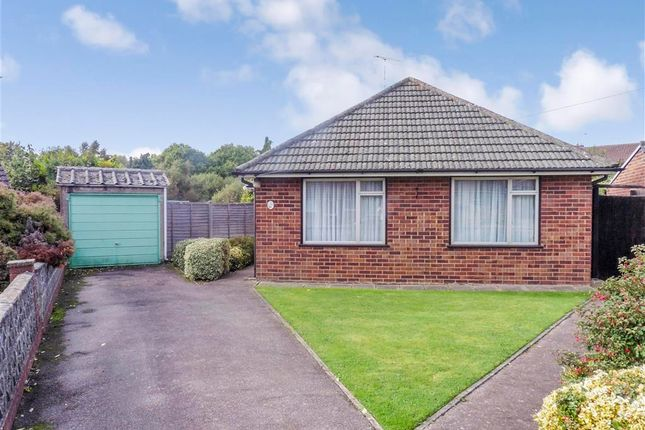 Thumbnail Detached bungalow for sale in Woodroyd Gardens, Horley, Surrey