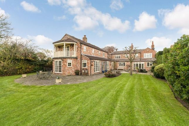 Thumbnail Country house for sale in Greencroft, Moor Monkton, York, North Yorkshire