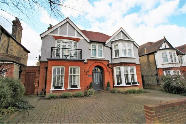 Thumbnail Detached house to rent in Glenesk Road, London