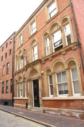 Office to let in Danish Buildings & Bayles House, 44-46 High Street, Hull