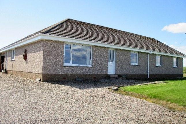 Detached bungalow for sale in Murkle, Thurso