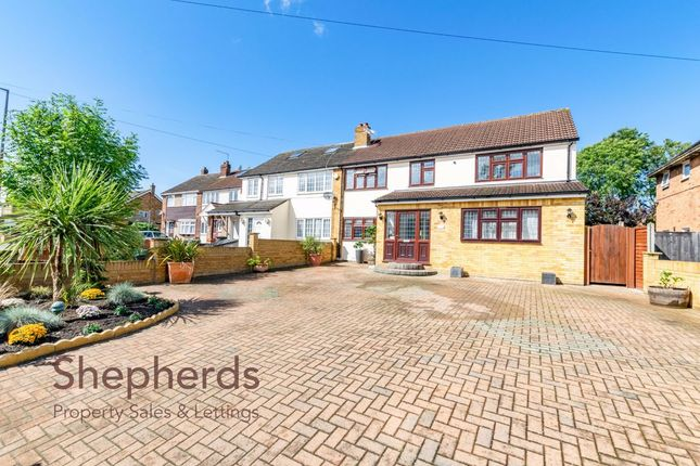 Thumbnail Semi-detached house for sale in Church Lane, Cheshunt, Hertfordshire