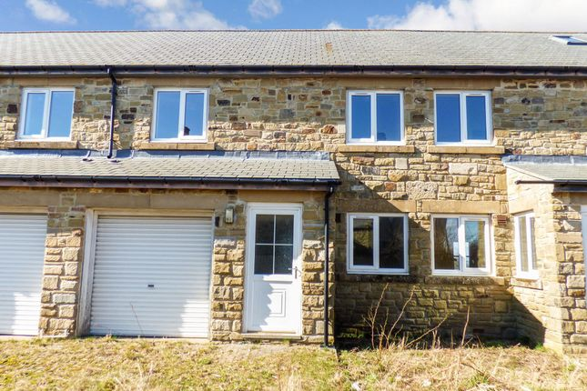 Terraced house for sale in Derwent View, Consett