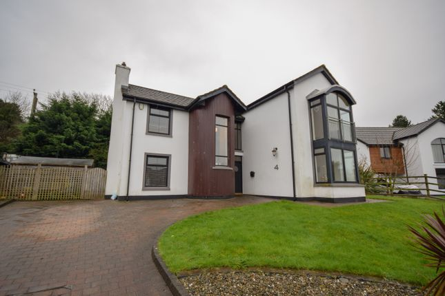 Thumbnail Detached house for sale in Dunhugh Manor, Derry/Londonderry