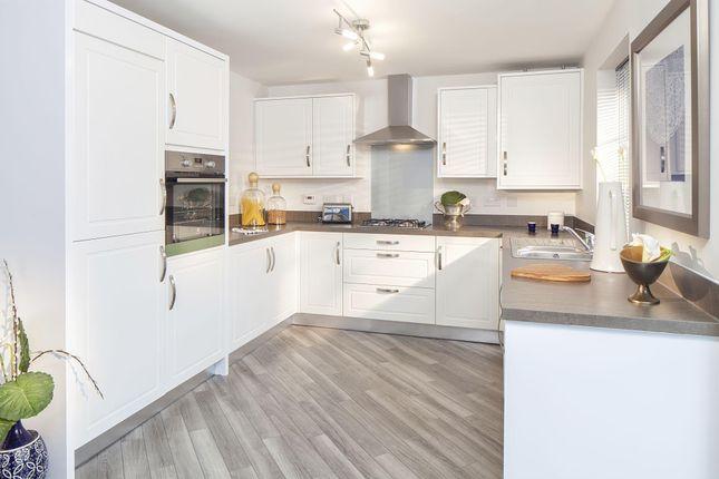 "Thumbnail Detached house for sale in ""Kington"" at Akron Drive, Wolverhampton"