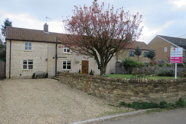 Thumbnail Property for sale in Chapel Lane, Caythorpe, Grantham
