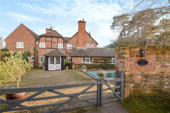 Thumbnail Detached house for sale in The Street, North Warnborough, Hook