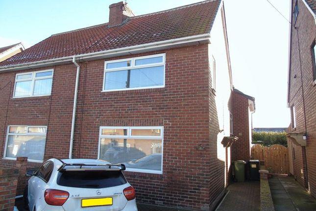 Thumbnail Semi-detached house for sale in Dodsworth Villas, Greenside, Ryton