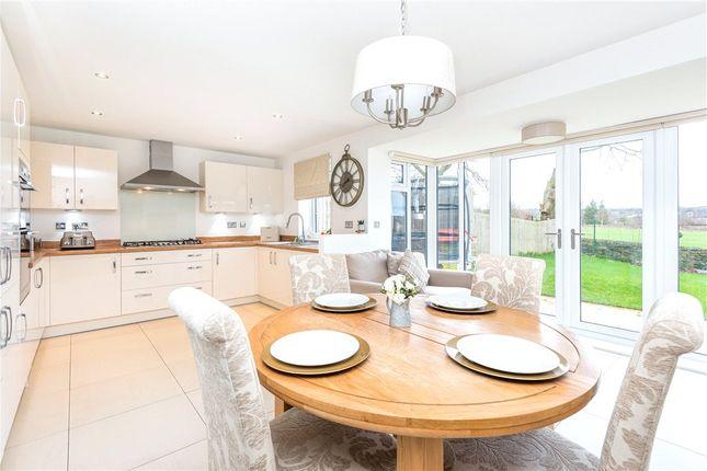 Dining Kitchen of Grange Fold, Lightcliffe, Halifax, West Yorkshire HX3
