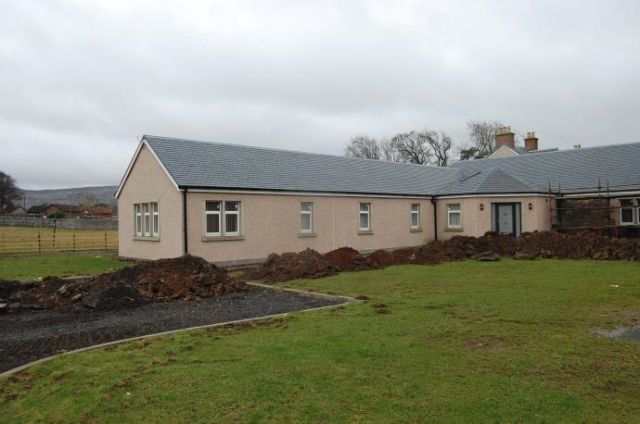 Thumbnail Semi-detached bungalow to rent in Harleyholm Farm, Carmichael Biggar