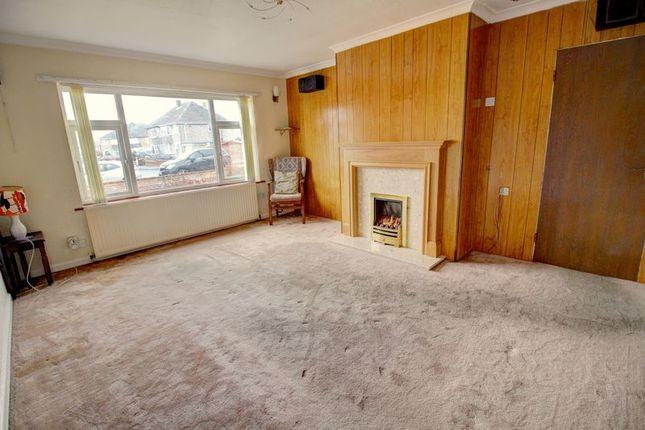 Lounge of Cresswell Road, Swinton, Mexborough S64