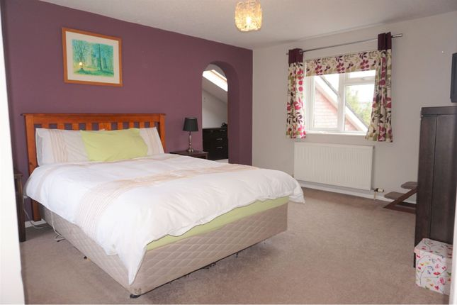Bedroom One of Ford Road, Wiveliscombe, Taunton TA4