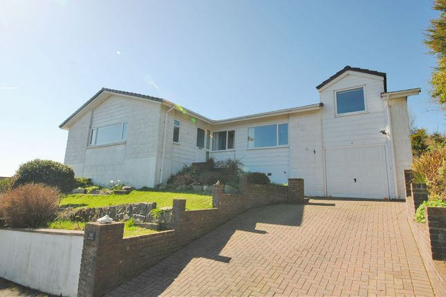 Thumbnail Bungalow for sale in Moaney Quill Close, Laxey, Isle Of Man