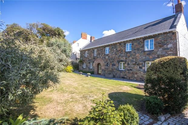 Thumbnail Detached house for sale in La Grande Rue, St. Saviour, Guernsey