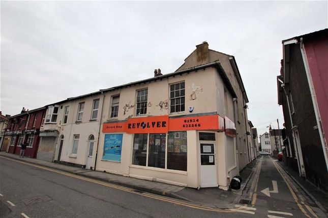 Thumbnail Detached house for sale in Orchard Street, Weston-Super-Mare