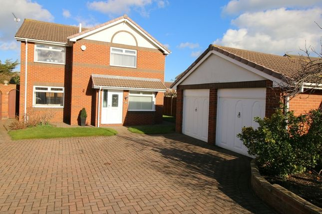 Thumbnail Detached house for sale in Cormorant Drive, Redcar, North Yorkshire