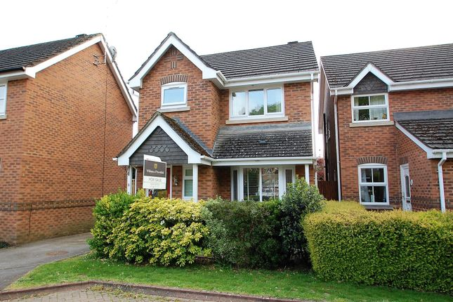 Thumbnail Detached house for sale in Kiln Field, Liss