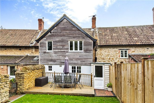 Thumbnail Terraced house for sale in Middle Street, North Perrott, Crewkerne, Somerset