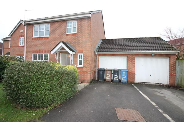Thumbnail Detached house to rent in Woodseaves Close, Irlam, Manchester