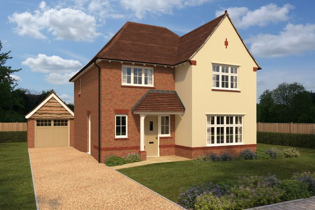 Thumbnail Detached house for sale in Goudhurst Road, Marden
