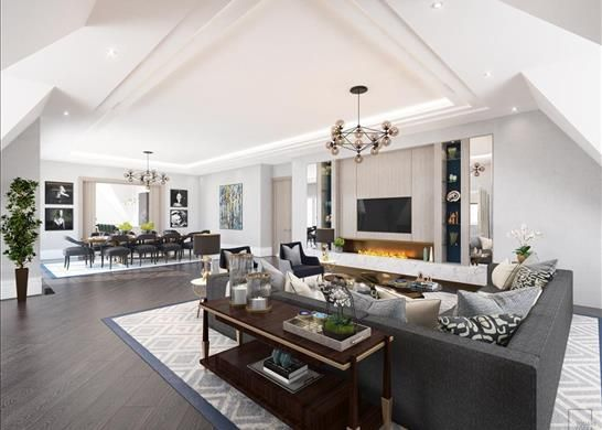 Thumbnail Flat to rent in Eliot House, Hampstead, London