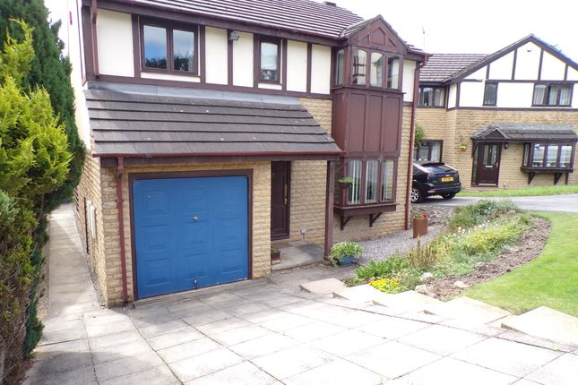 Thumbnail Detached house for sale in Millbeck Close, Bradford