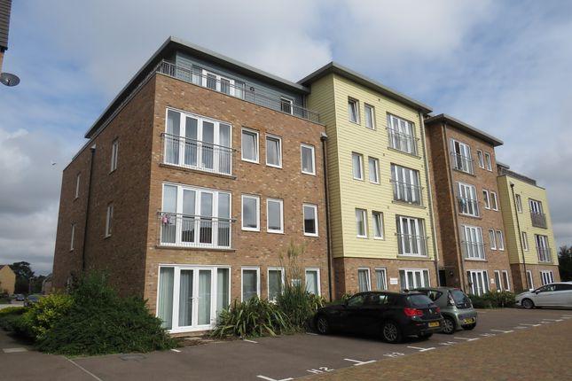 Thumbnail Flat for sale in Samuel Jones Crescent, Little Paxton, St. Neots