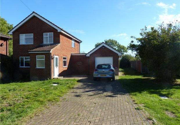Thumbnail Detached house to rent in Broadlands, Bourne End Road, Cranfield
