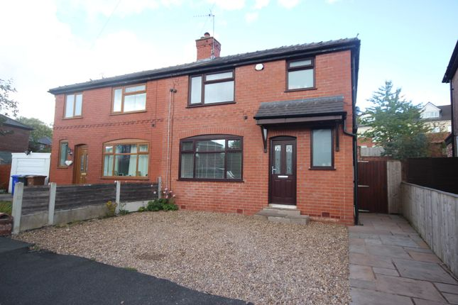 Thumbnail Semi-detached house to rent in Cliftonville Drive, Salford