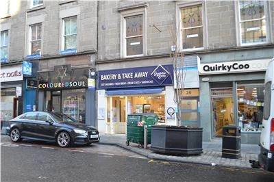 Thumbnail Retail premises to let in 24 Union Street, Dundee