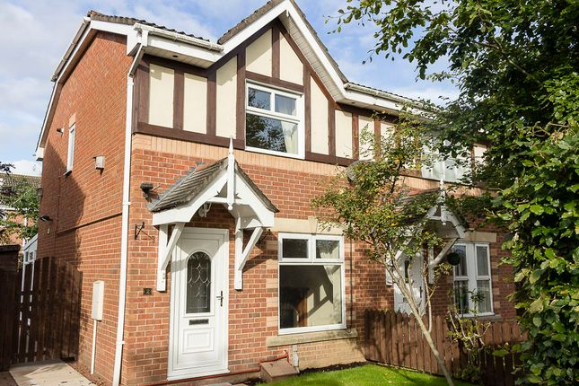 Thumbnail Semi-detached house to rent in Herriot Drive, Brough With St. Giles, Catterick Garrison