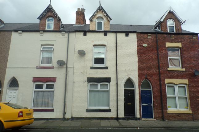 3 bed terraced house for sale in Furness Street, Hartlepool