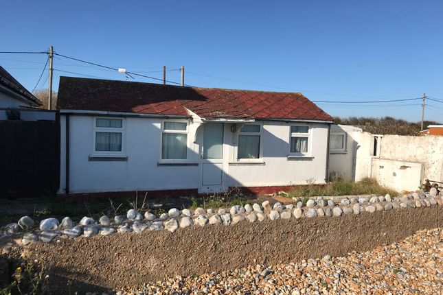 2 bed bungalow for sale in Old Martello Road, Pevensey Bay