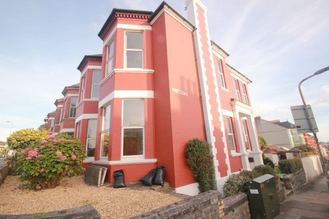 Thumbnail End terrace house to rent in Ford Park Road, Mutley, Plymouth