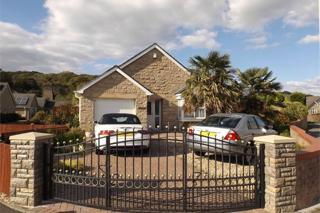 Thumbnail Detached bungalow for sale in Iron Way, Tondu, Bridgend, Mid Glamorgan